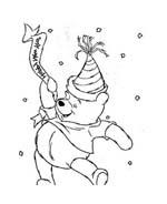 Winnie pooh da colorare 129