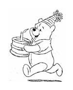Winnie pooh da colorare 130