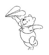 Winnie pooh da colorare 132
