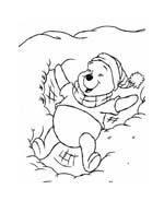 Winnie pooh da colorare 133