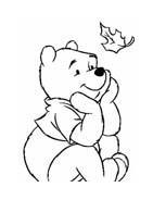 Winnie pooh da colorare 137