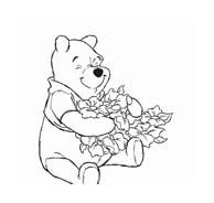 Winnie pooh da colorare 138
