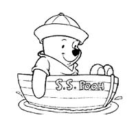 Winnie pooh da colorare 145