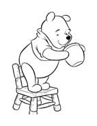 Winnie pooh da colorare 150