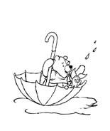 Winnie pooh da colorare 151