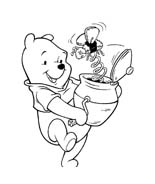 Winnie pooh da colorare 152