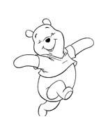 Winnie pooh da colorare 153