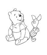 Winnie pooh da colorare 154