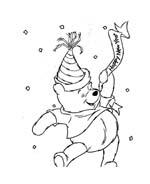 Winnie pooh da colorare 158