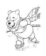 Winnie pooh da colorare 159