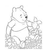 Winnie pooh da colorare 162
