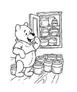 Winnie pooh da colorare 167