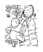 Winnie pooh da colorare 169