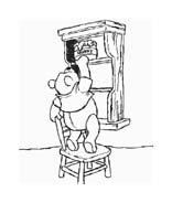 Winnie pooh da colorare 170