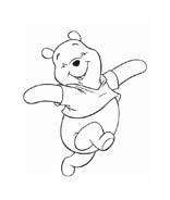 Winnie pooh da colorare 174
