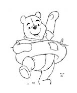 Winnie pooh da colorare 175