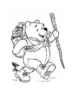 Winnie pooh da colorare 177