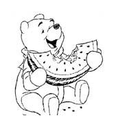Winnie pooh da colorare 180