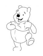 Winnie pooh da colorare 181