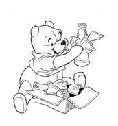 Winnie pooh da colorare 182