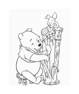 Winnie pooh da colorare 184