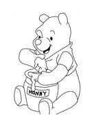 Winnie pooh da colorare 188