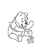 Winnie pooh da colorare 189