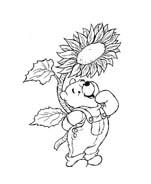Winnie pooh da colorare 192