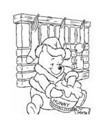Winnie pooh da colorare 196