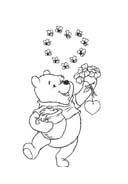 Winnie pooh da colorare 199