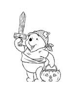 Winnie pooh da colorare 200