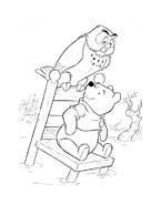 Winnie pooh da colorare 206