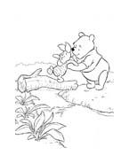 Winnie pooh da colorare 207