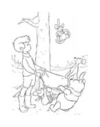 Winnie pooh da colorare 209