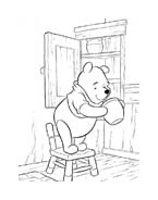 Winnie pooh da colorare 210