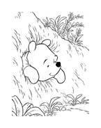 Winnie pooh da colorare 211