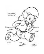 Winnie pooh da colorare 218