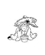 Winnie pooh da colorare 222