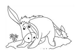 Winnie pooh da colorare 235