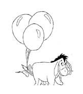 Winnie pooh da colorare 239