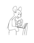 Winnie pooh da colorare 244