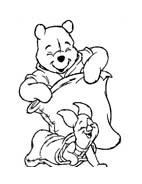 Winnie pooh da colorare 250