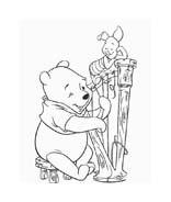 Winnie pooh da colorare 252