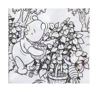 Winnie pooh da colorare 254