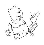 Winnie pooh da colorare 255