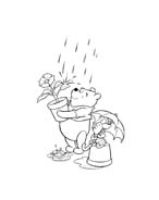 Winnie pooh da colorare 259