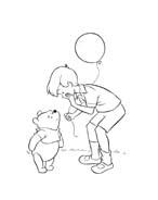 Winnie pooh da colorare 266