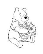 Winnie pooh da colorare 267