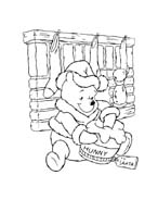 Winnie pooh da colorare 269