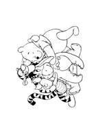 Winnie pooh da colorare 278